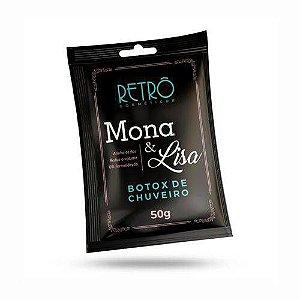 Botox De Chuveiro Máscara Redutora Mona E Lisa 50g