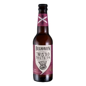 BELHAVEN TWISTED THISTLE IPA 330ML