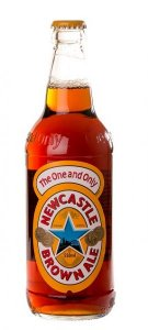 NEWCASTLE BROWN ALE 550ML