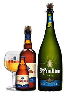 ST FEUILLIEN TRIPPEL 750ML