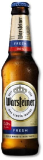 WARSTEINER FRESH 330ML