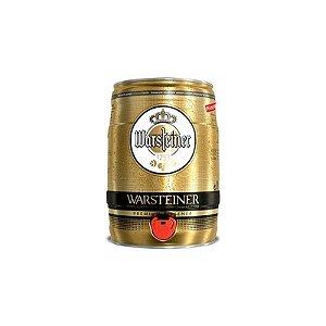 WARSTEINER PREMIUM BEER BARRILETE 5L