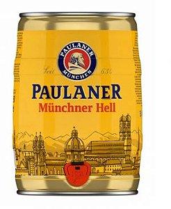 PAULANER MUNCHNER HELL BARRILETE 5L