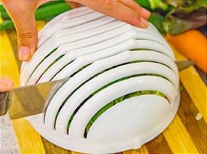 Cortador E Fatiador De Salada Frutas Legumes Cozinha