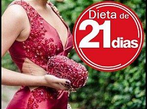 Emagrecimento Com A Dieta dos 21 Dias - Emagrecer Rápido Com Saúde