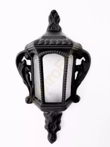 Arandela Colonial Clássica Vintage Em Alumínio - Interna Externa