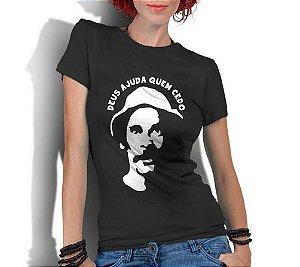 60518ec3d Camiseta Feminina Seu Madruga Chaves Seriados - Personalizadas  Customizadas   Estampadas  Camiseteria  Estamparia