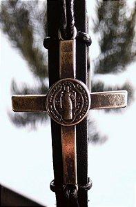 Pulseira Crucifixo São Bento