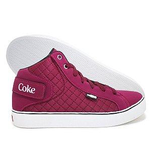 50496a73cdd Tênis Coca Cola Envy