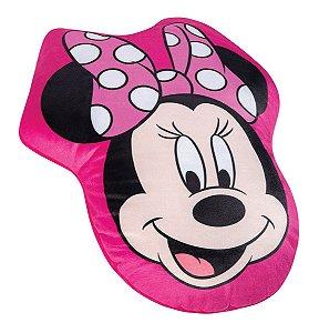 Almofada Infantil Transfer Minnie Lepper Pink