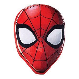 Almofada Infantil Transfer Spider Man Lepper Vermelha