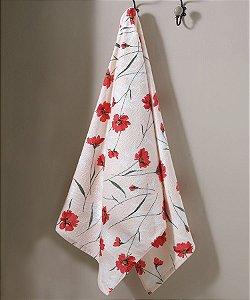 Toalha de Banho Prisma Dohler Estampada Flora 02
