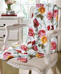 Toalha de Banho Prisma Dohler Estampada  Francine Floral