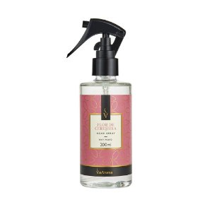 Home Spray Aromatizante 200mL Via Aroma Flor De Cerejeira