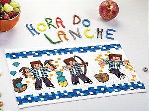 Toalha de Lancheira Infantil Lepper [Authentic Games]