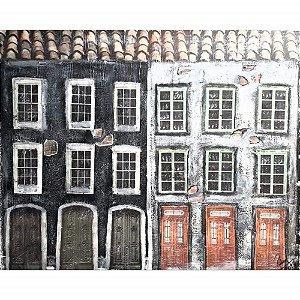 Quadro Casario Colonial Português