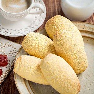 Mini Pão de Milho Pré-assado e Congelado IATAPAN - 3,2kg