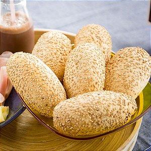 Mini Pão de Batata Pré-assado e Congelado IATAPAN - 3,2kg