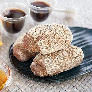 Mini Pão Australiano Pré-assado e Congelado IATAPAN - 3,2kg