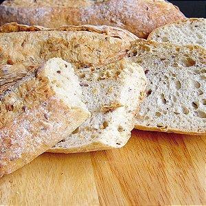 Pré-mistura Pão Ciabatta Funcional Via Pane - 10kg