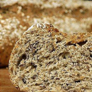 Pré-mistura Pão Multi Cereais Via Pane - 10kg