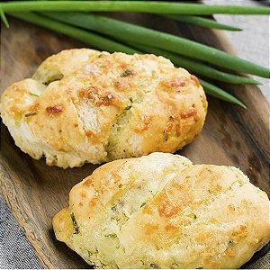 Pão de Alho Recheado Pré-assado e Congelado Via Pane - 5kg