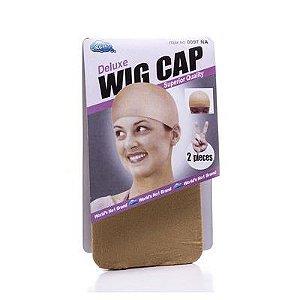 Touca wig cap beje