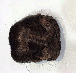 Aplique coque penteado