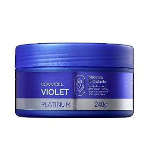 Máscara Violet Platinum 240gr