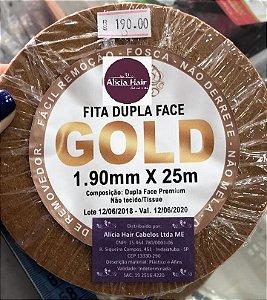 Rolo fita adesiva Gold 25 m