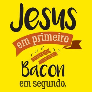 CAMISETA - BACON