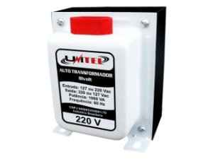 Transformador 750W-Unitel