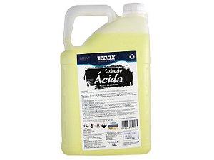 Tedox Solução Ácida para Limpeza 5L