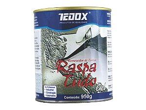 Tedox Removedor de Tinta  RASPA TUDO 950 G