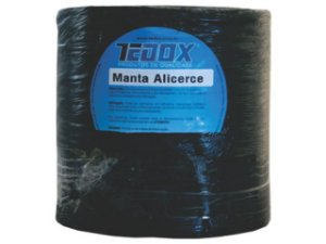 Tedox Manta Asfáltica 28cm x 10m Alicerce