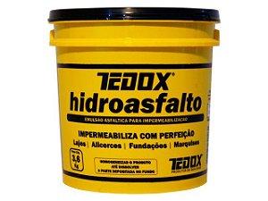 Tedox Hidroasfalto 3,6 kg
