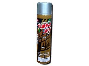 Spray Alumínio alta Temperatura