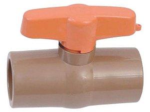 Registro Esfera 40mm Soldável
