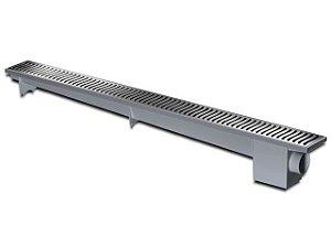 Ralo Linear Sifonado 70 cm Cromado Herc