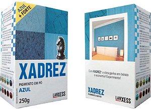 Pó Xadrez Azul 250g