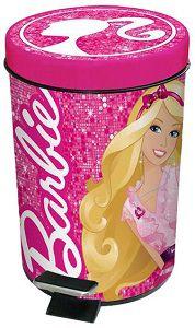 Lixeira 3L Barbie