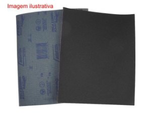 Lixa Ferro Grão #120 c/ 50 Un.
