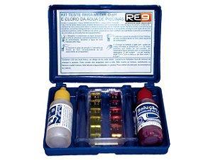 Kit Teste Cloro pH