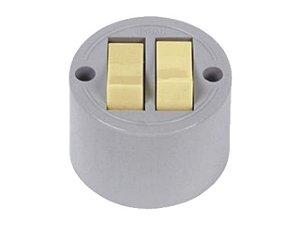 Interruptor Externo 2 Teclas