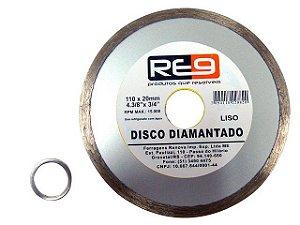 Disco Diamantado Liso