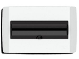 Caixa CD PVC 8/12 disjuntor Interno
