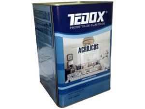 Acrílico Standard Fosco 3,6L Tedox