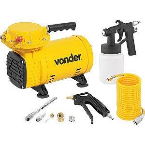 Compressor Ar Direto 1/2 cv (hp) 2,3 pcm VONDER