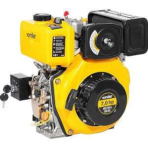 Motor a diesel 7 hp VONDER
