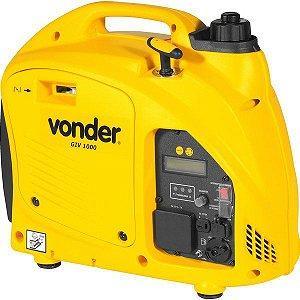 Gerador/Inversor a gasolina GIV 1000 VONDER